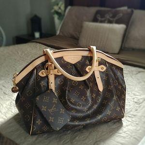 🌟Louis Vuitton Tivoli GM w/New Key Pouch🌟